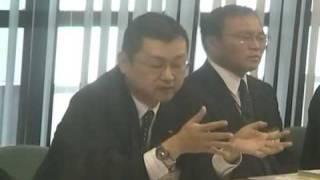 神奈川県教育委員会に対する抗議行動3(教育委員会側の言い分)
