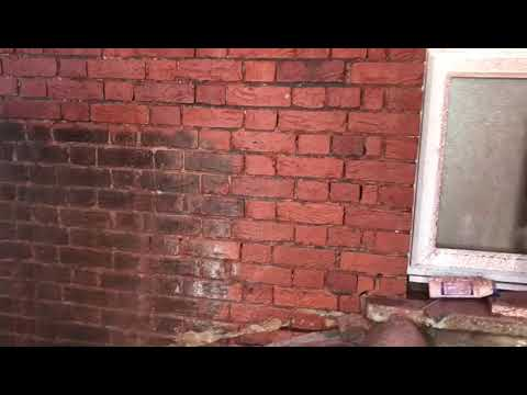 London brick cleaning soft red bricks West Norwood
