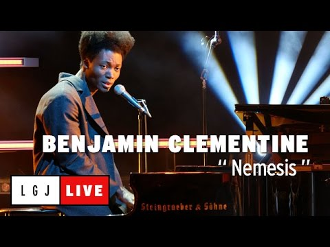 Benjamin Clementine - Nemesis - Live du Grand Journal