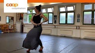 Les bases du flamenco avec Sylvia Perujo