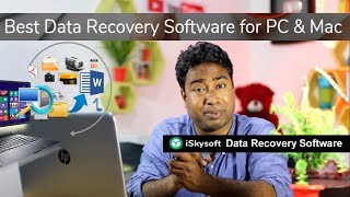 Best Data Recovery Software for Windows & Mac | iSkysoft Data Recovery