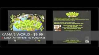 Kamas World KAMA AKA KAMIKAZE ft. DOUGE FRESH