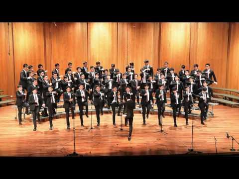 Diocesan Boys' School Senior Choir - South Rampart Street Parade
