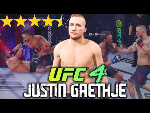 justin-gaethje---the-best-fight-i've-had-on-ufc-4-vs.-khabib!-ea-sports-ufc-4-online-gameplay