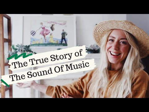 The Surprising True Story of THE SOUND OF MUSIC!  Plus Maria Von Trapp's cameo in the film.
