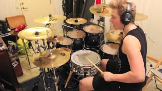 Annihilator - Alison hell Drum cover
