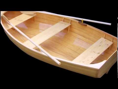 изготовление лодки из осины