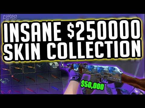 How INSANE Is A Chinese BILLIONAIRE'S CS:GO INVENTORY? $250,000+