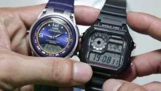 casio outgear aw 82 2av vs casio standard ae 1200 1av