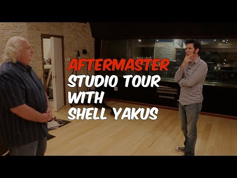 AfterMaster Audio Labs Tour with Shelly Yakus - Warren Huart: Produce Like a Pro
