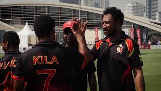 PNG – 'Brothers' chasing the World Cup pinnacle