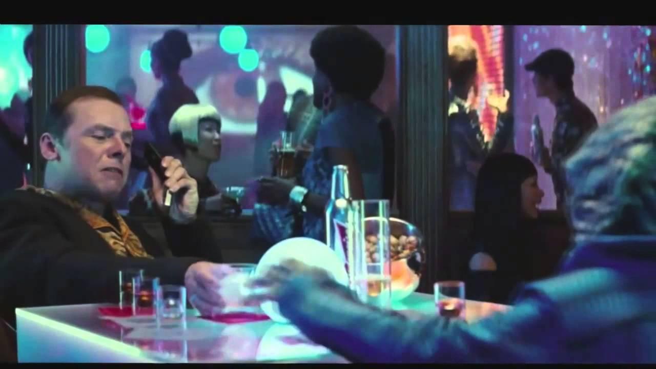 Star Trek Into Darkness Bar Scene Youtube