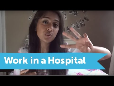Work experience in a Hospital #3