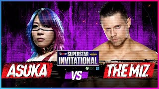The Empress of Tomorrow, ASUKA, makes her debut on UpUpDownDown fac...