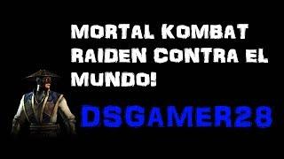 Mortal Kombat- Raiden el poderoso