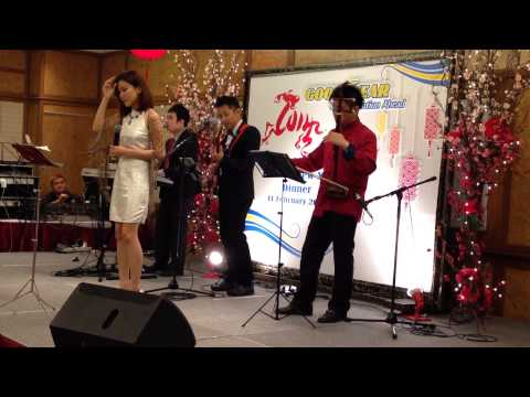 Live Band For Chinese New Year or Corporate Event  MM/WQ/Erhu