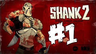 THIS GAME IS 100% GANGSTER!! - Shank 2