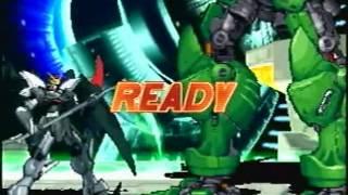 Gundam Battle Assault 2 - PSX - Survival y weas...