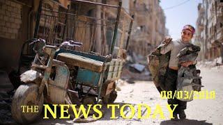 Exclusive: Despite Tensions, Russia Seeks U.S. Help To Rebuild Syria | News Today | 08/03/2018 ...