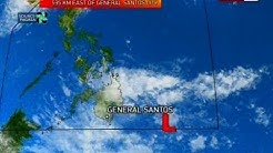 BT: Weather update as of 12:11 p.m. (November 11, 2017)