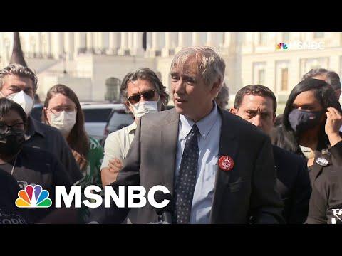 Dark Money, Gerrymandering, Ballot Access: Democrats Streamline Voting Rights Bill