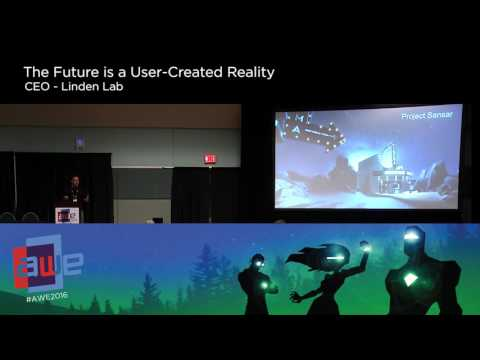 Ebbe Altberg (Linden Lab) The Future is a User Created Reality