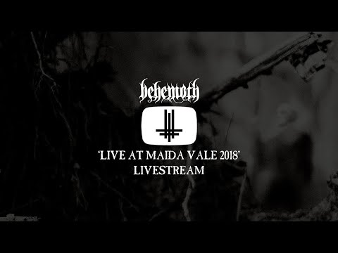 BEHEMOTH - Live At Maida Vale 2018