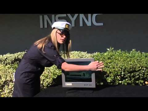 Best Rated Sunlight Readable Marine Displays (Direct Viewing under Sunlight) from Insync Marine