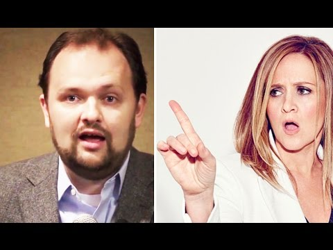 Ross Douthat Needs a Safe Space From Samantha Bee & Her Crazy Liberal Revolution