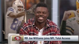 Joe Williams Discusses Draft Day Experience