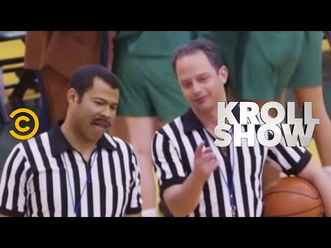 Kroll Show (feat. Jordan Peele of Key & Peele) - Ref Jeff - Back on the Court