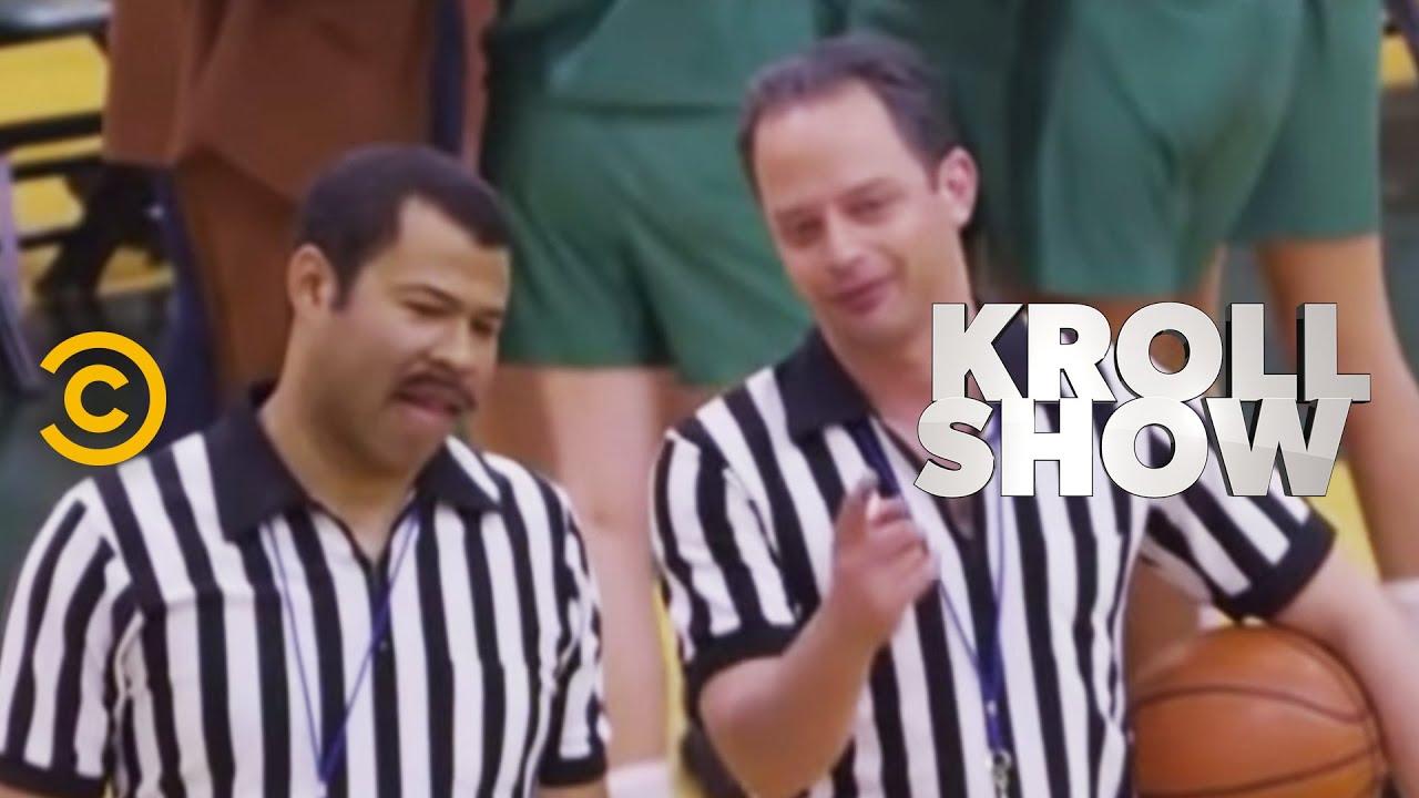 Download Kroll Show (feat. Jordan Peele of Key & Peele) - Ref Jeff - Back on the Court