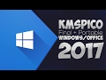 Kmspico 10.2.0 Final + Portable Activator Windows 7/8/8.1/10 and Office 2010/2013/2016 FOR FREE!!