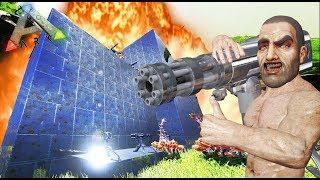 EL ÚLTIMO RAIDEO!!! - ARK - AVENTURA EN PAÑALES! #19 - Nexxuz