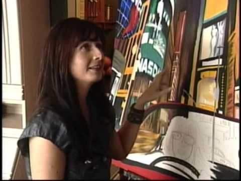 CHEK News Island 30 - Artist Feature Brandy Saturley