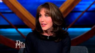 Robin McGraw Issues a Warning About Domestic Violence -- Dr. Phil