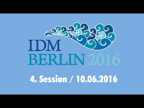 IDM Schwimmen - Berlin 2016 - 04 Session