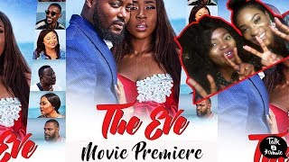 THE EVE MOVIE PREMIERE  AND REVIEW with DELPHINATOR