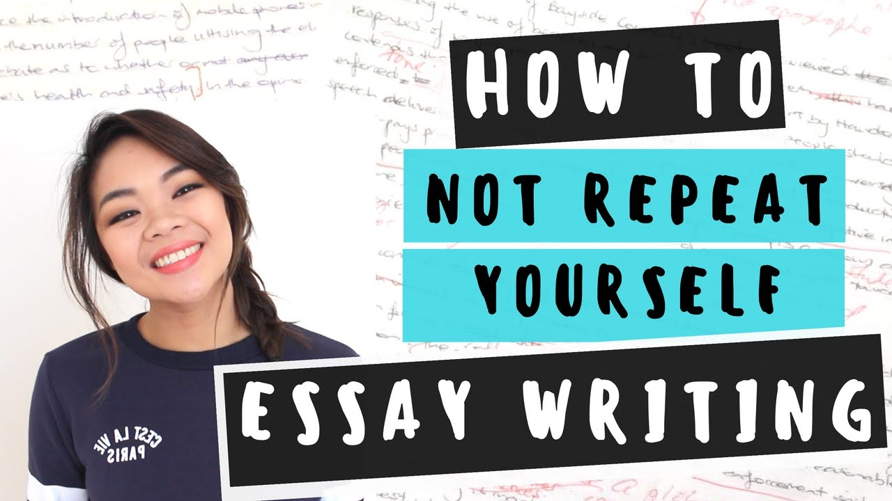 write about yourself essay