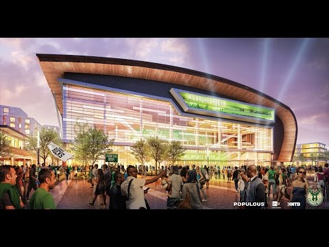 Milwaukee Bucks Arena & Sports Entertainment District