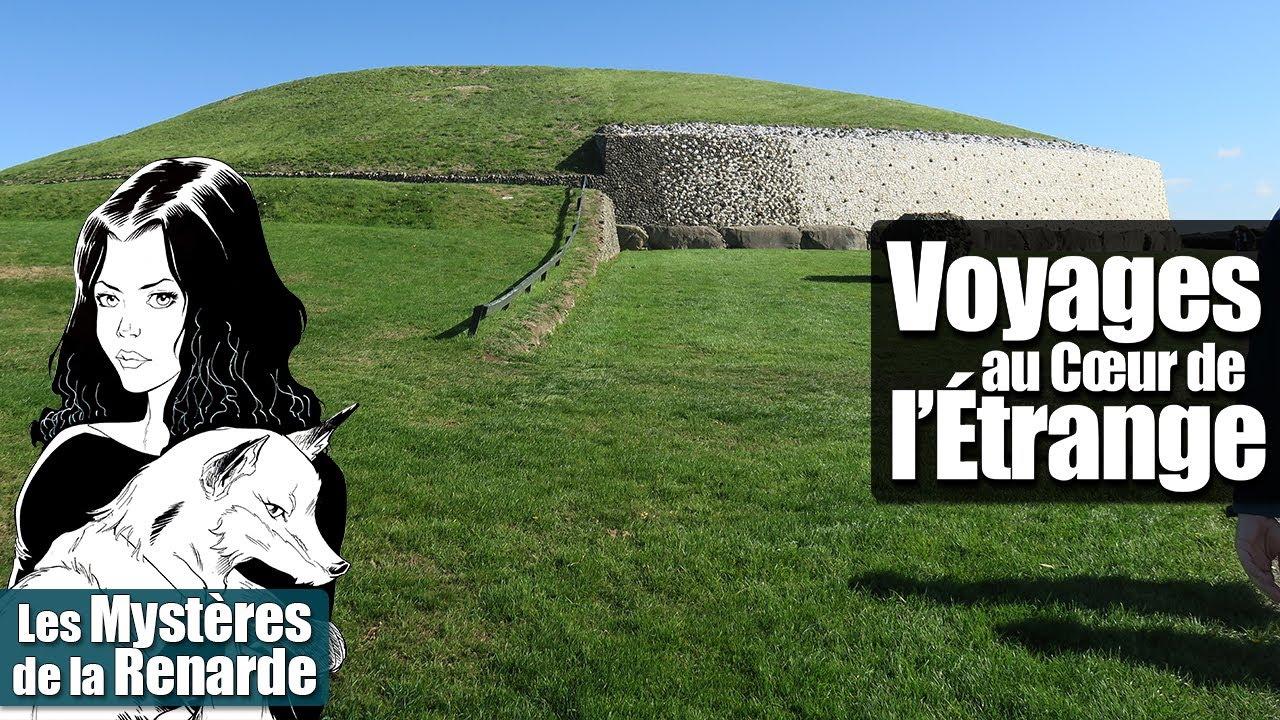 De Newgrange à Tara ~ La Vallée de la Boyne ~ Les Mystères de la Renarde
