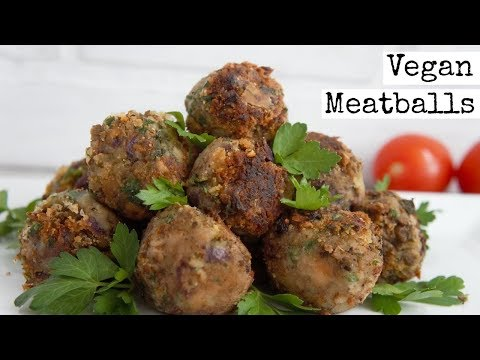 Easy Vegan Meatballs | How to Make