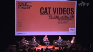 Cat Videos Will Save Journalism