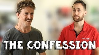 The Confession - Bored Ep 108 - VLDL (When THAT customer comes in)