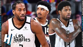 Los Angeles Clippers vs Denver Nuggets - Full Game 6 Highlights | September 13, 2020 NBA Playoffs