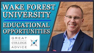 Educational Consultant Reviews Wake Forest University in North Carolina