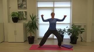Chi Gong øvelse for lunger