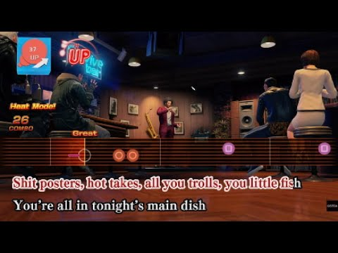 Yakuza: Like a Dragon - Karaoke |