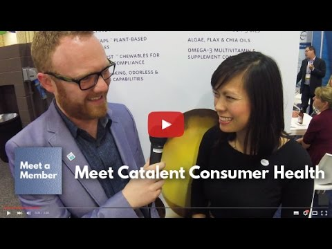 Meet Catalent Consumer Health