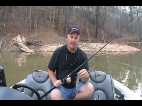 Allatoona Bass Fishing Report April Week 1